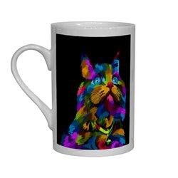 Ceramic Coffee Mug - 10oz (0.5 pint)