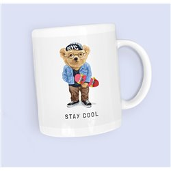 printed word  t-shirt - Scottish Flag - Cub