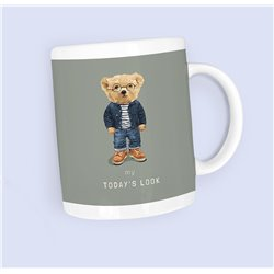 printed word  t-shirt - Scottish Flag - Otter
