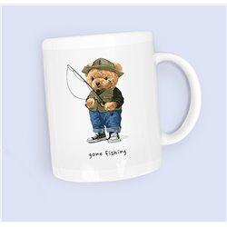 printed word  t-shirt - Scottish Flag - Pup